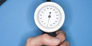 High blood pressure can lead to serious problems