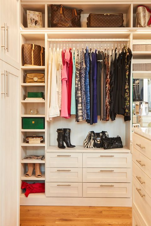 30 Best Closet Organizing Ideas How To Organize A Small Closet
