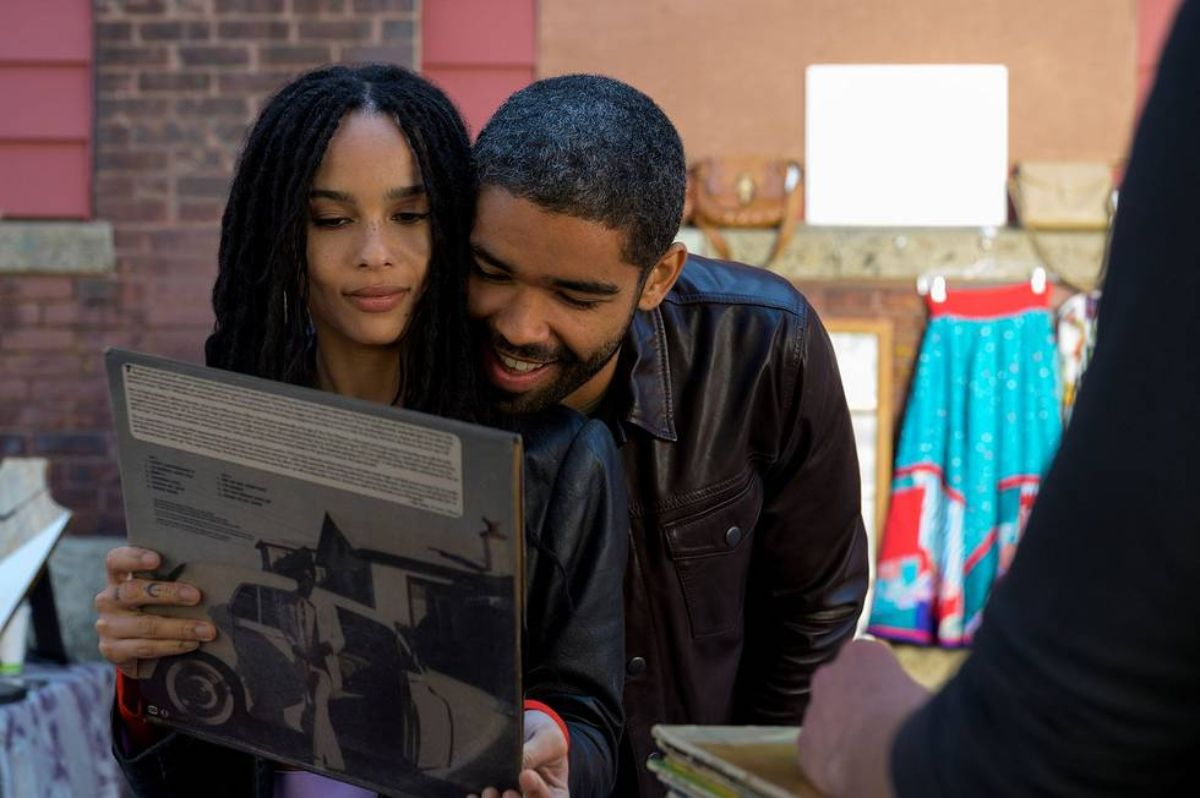 What the Hell Does Zoë Kravitz See in Her High Fidelity Ex?