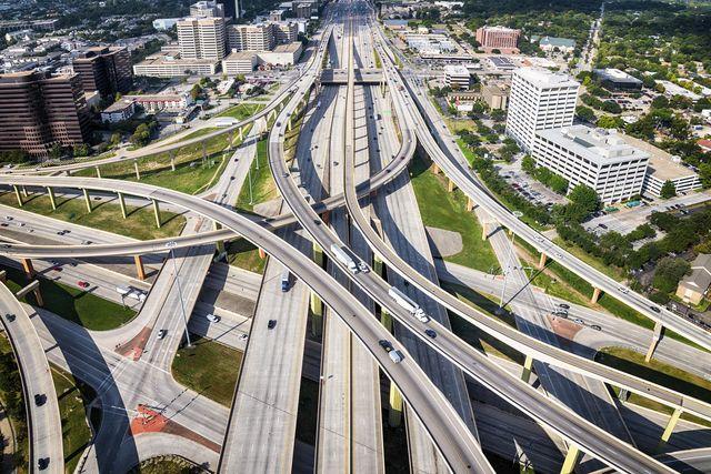 high five interchange in dallas