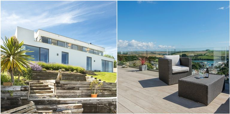 Stunning Contemporary Home For Sale In Salcombe Boasts Breathtaking ...
