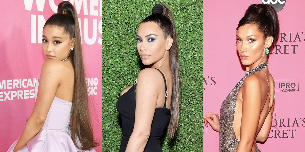 The High Ponytail Is Officially Dead