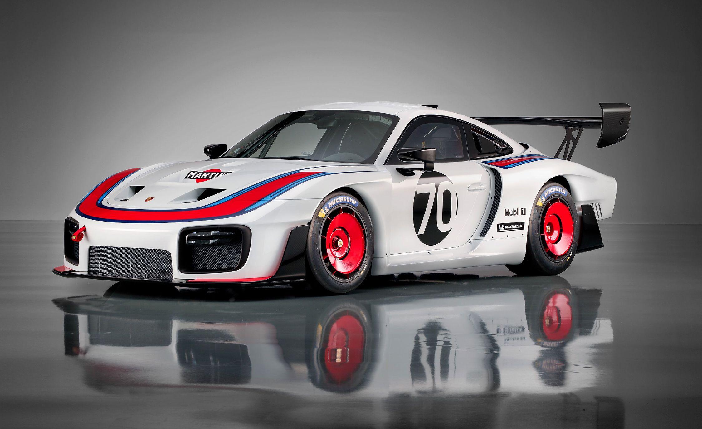 Porsche 935 Race Car Brings Back an Iconic Name