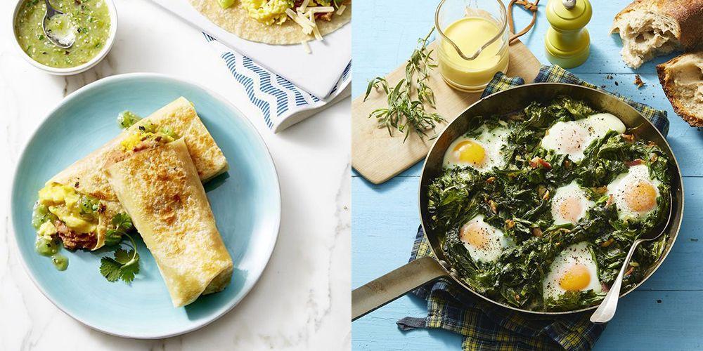 Эти завтраки богаты белком, чтобы сыт по утрам