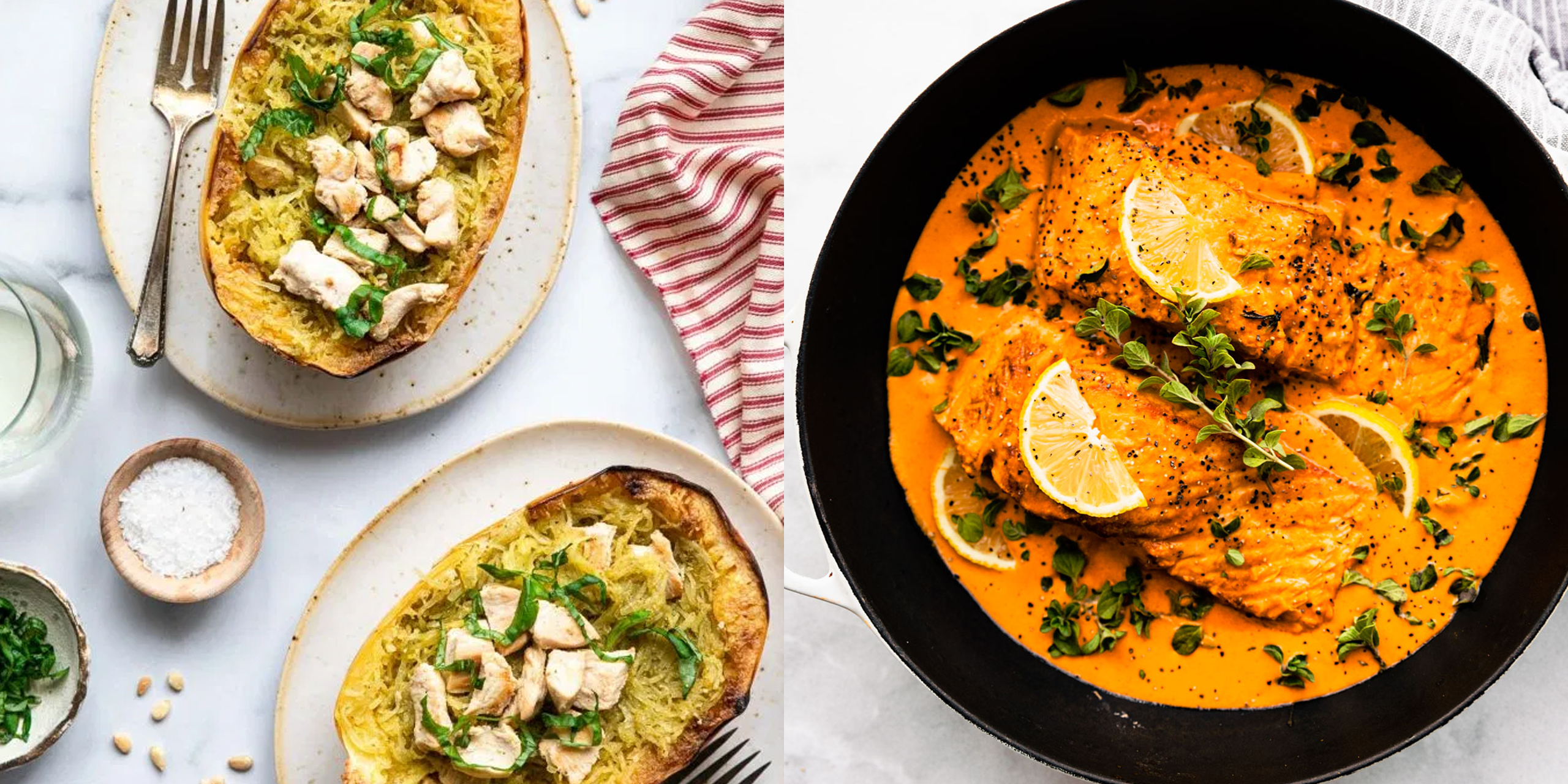 18 Healthy High Protein Low Carb Meals Ideas That Keep You Full