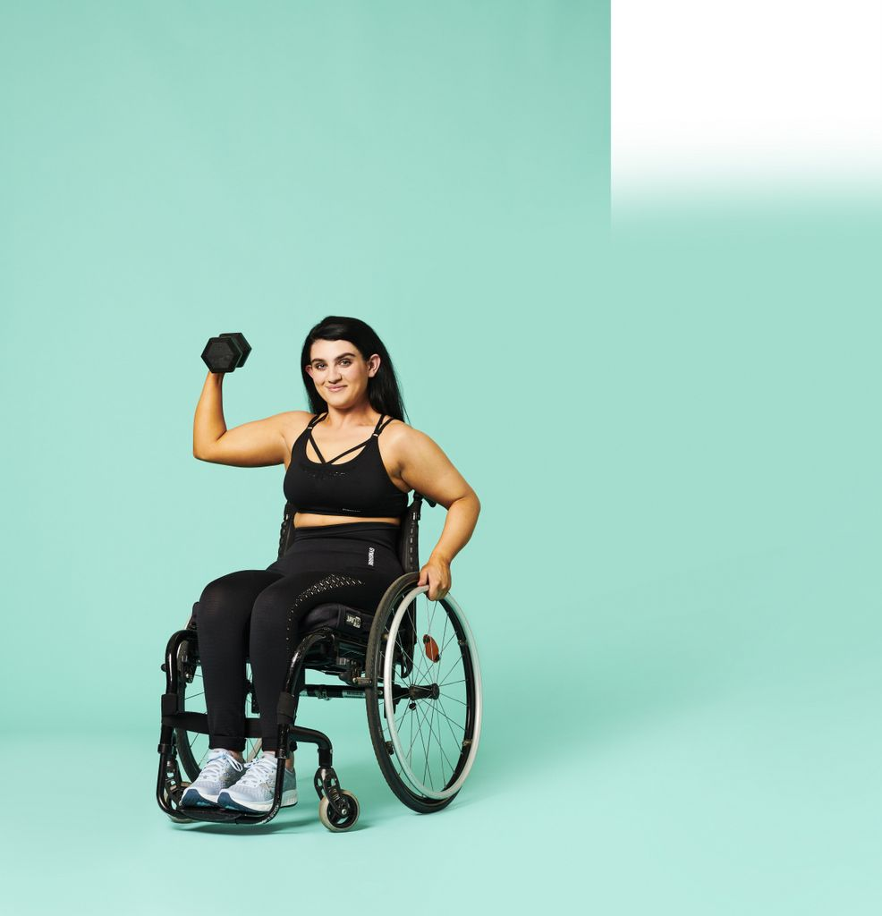 Sophie Butler on the Gym Accident That Paralyzed Her
