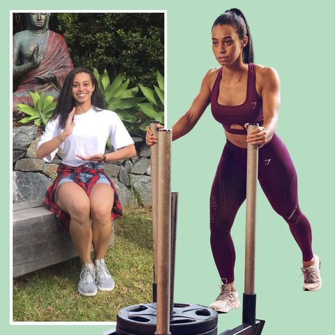 How Lifting Weights Helped Me Beat Body Dysmorphia