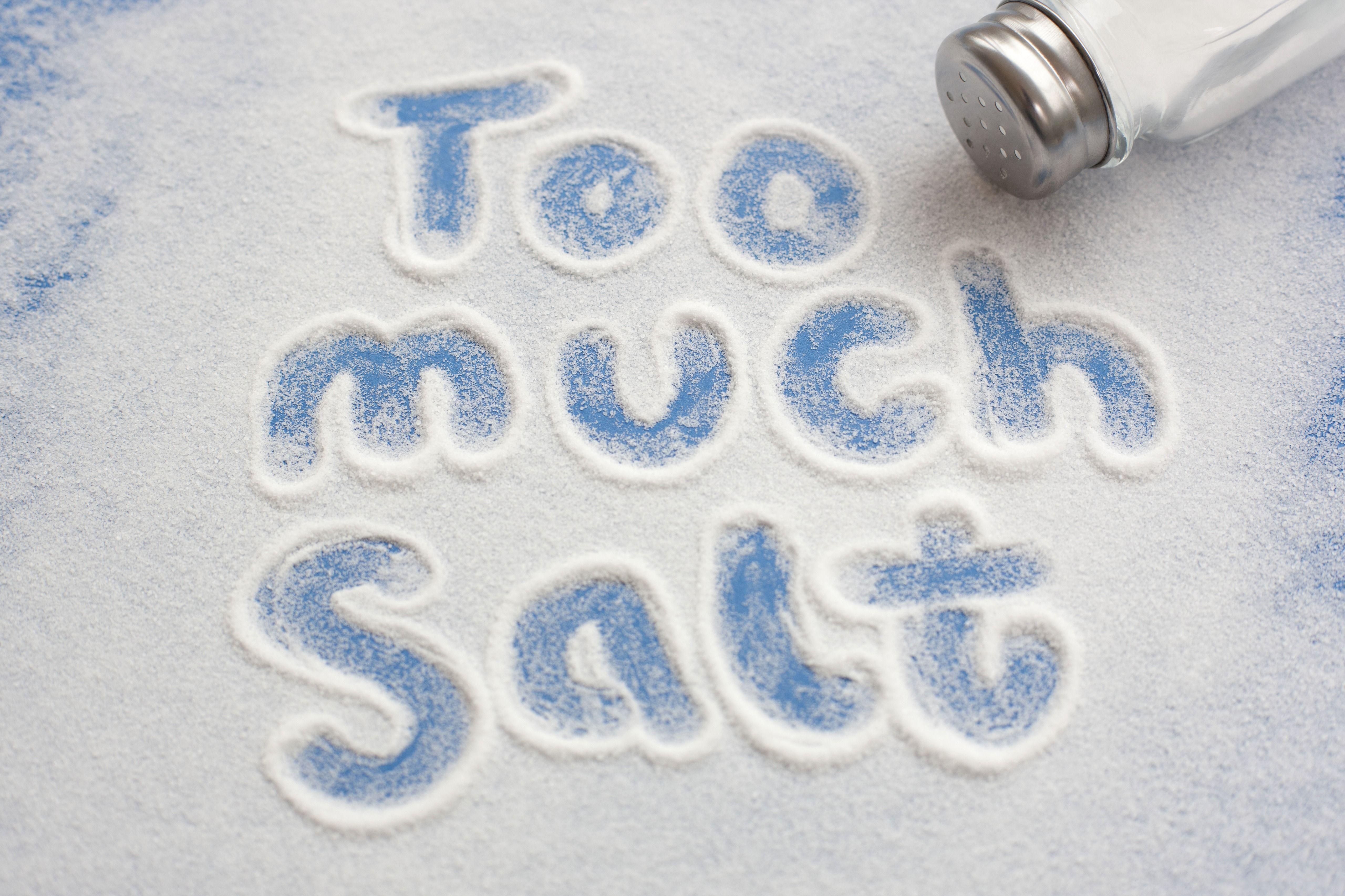 太る 塩分