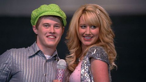 High School Musical Facts Ashley Tisdale Lucas Grabeel