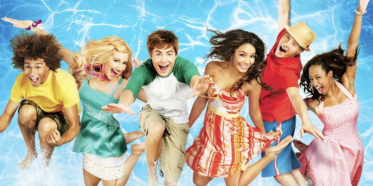 "Meet the Adorable Cast of the ""High School Musical"" TV Series"
