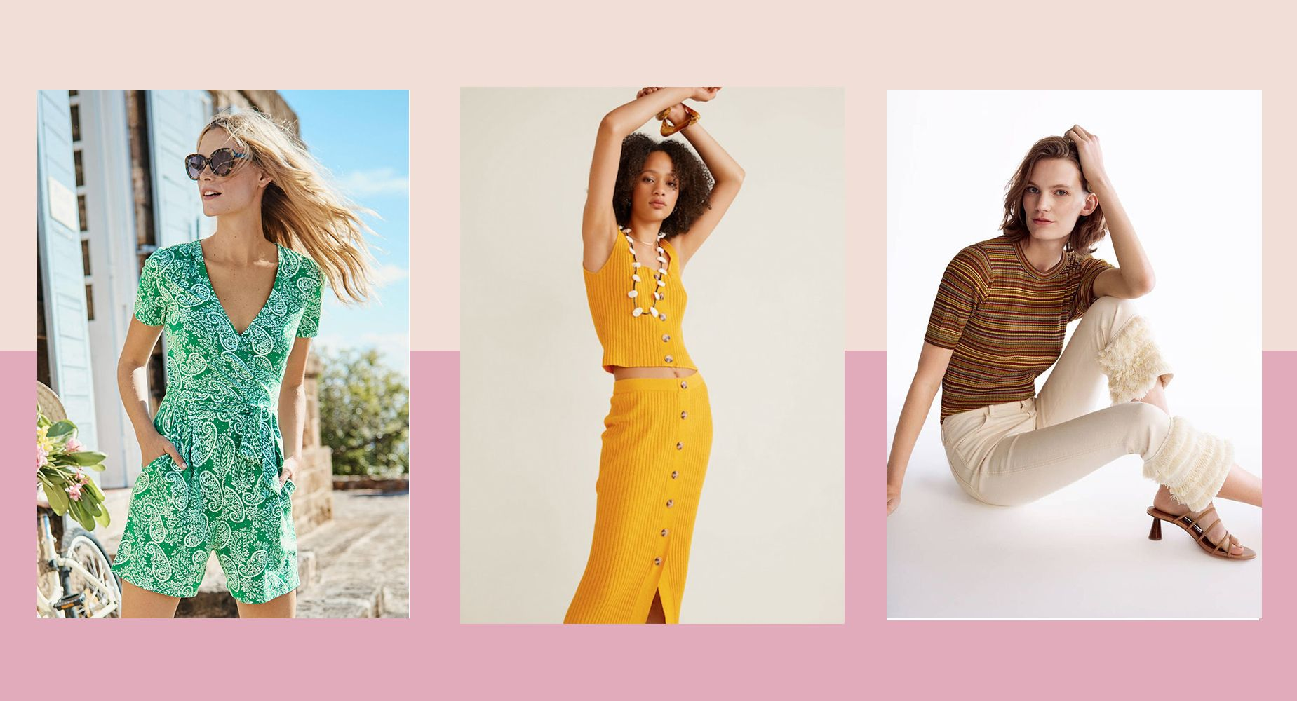 5fc00e179ea946 Best high street buys to shop 2019 - Hottest trends to shop for summer