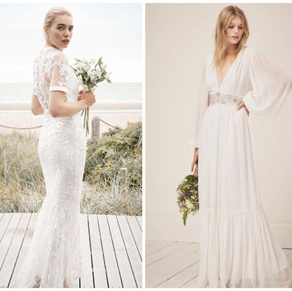 Wedding Dresses Under 500 12 Gorgeous High Street Wedding Dresses