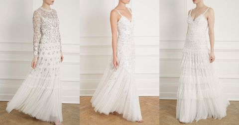 high street wedding dresses