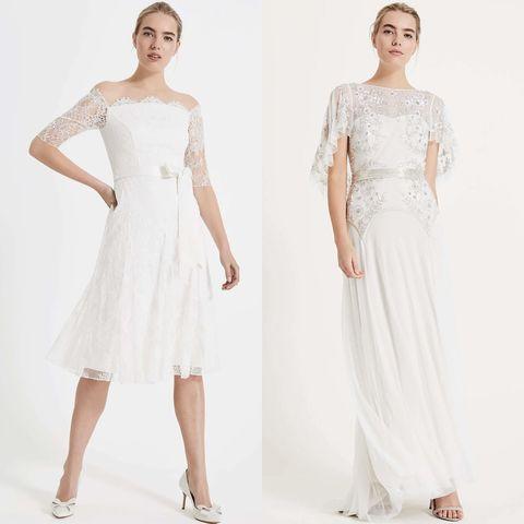 965287b6f 18 high street wedding dresses you'll love - high street brands that ...