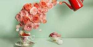 High tea Nederland