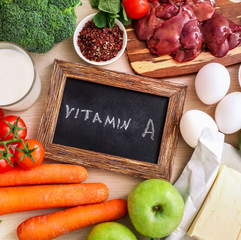 high vitamin a sources assortment