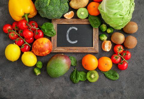 high vitamin c sources assortment