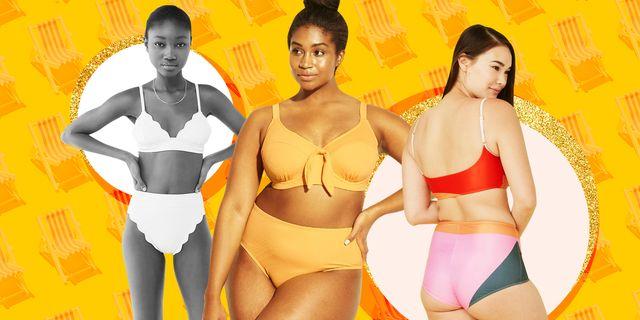 2e9c3578d18 21 Sexy High-Waisted Swimsuits — 2019 High-Waisted Bikinis