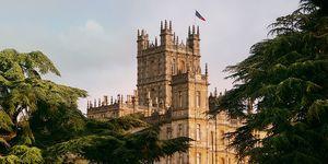 Highclere Castle uit Downton Abbey opent voor één nacht haar deuren via Airbnb.