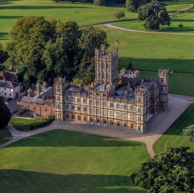 highclere castle   downton abbey   best uk wedding venues