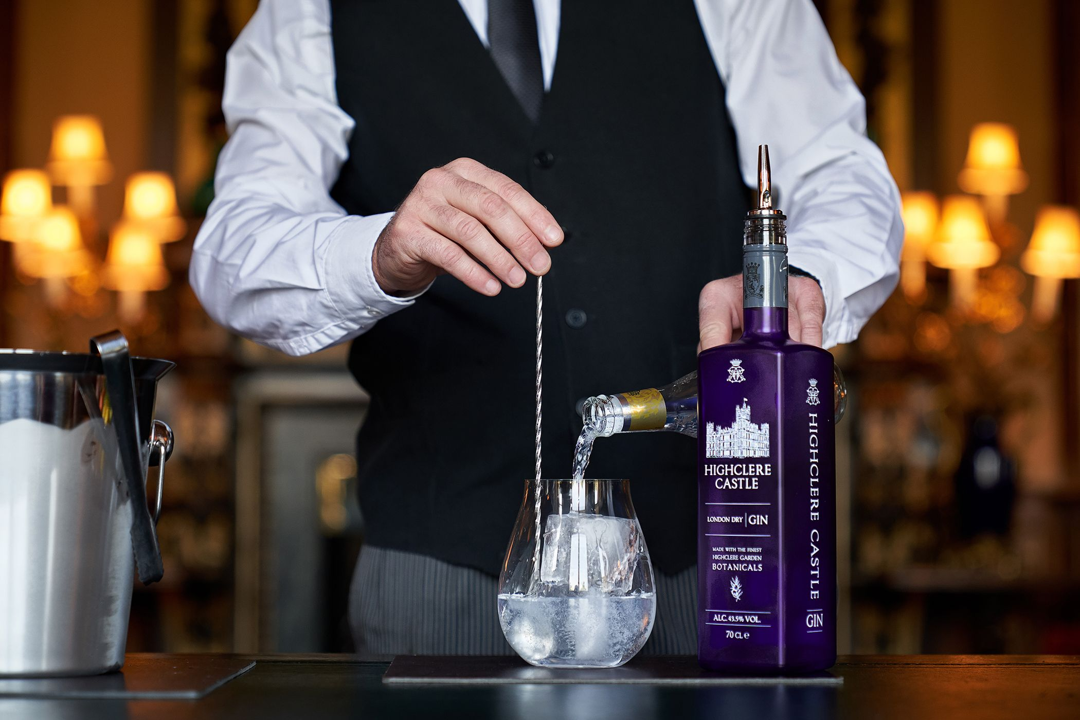 Highclere Castle, The Real Downton Abbey, Is Coming Out With Its Very Own Gin