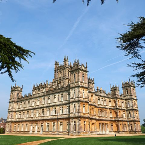 Plan a Trip to Highclere Castle, the