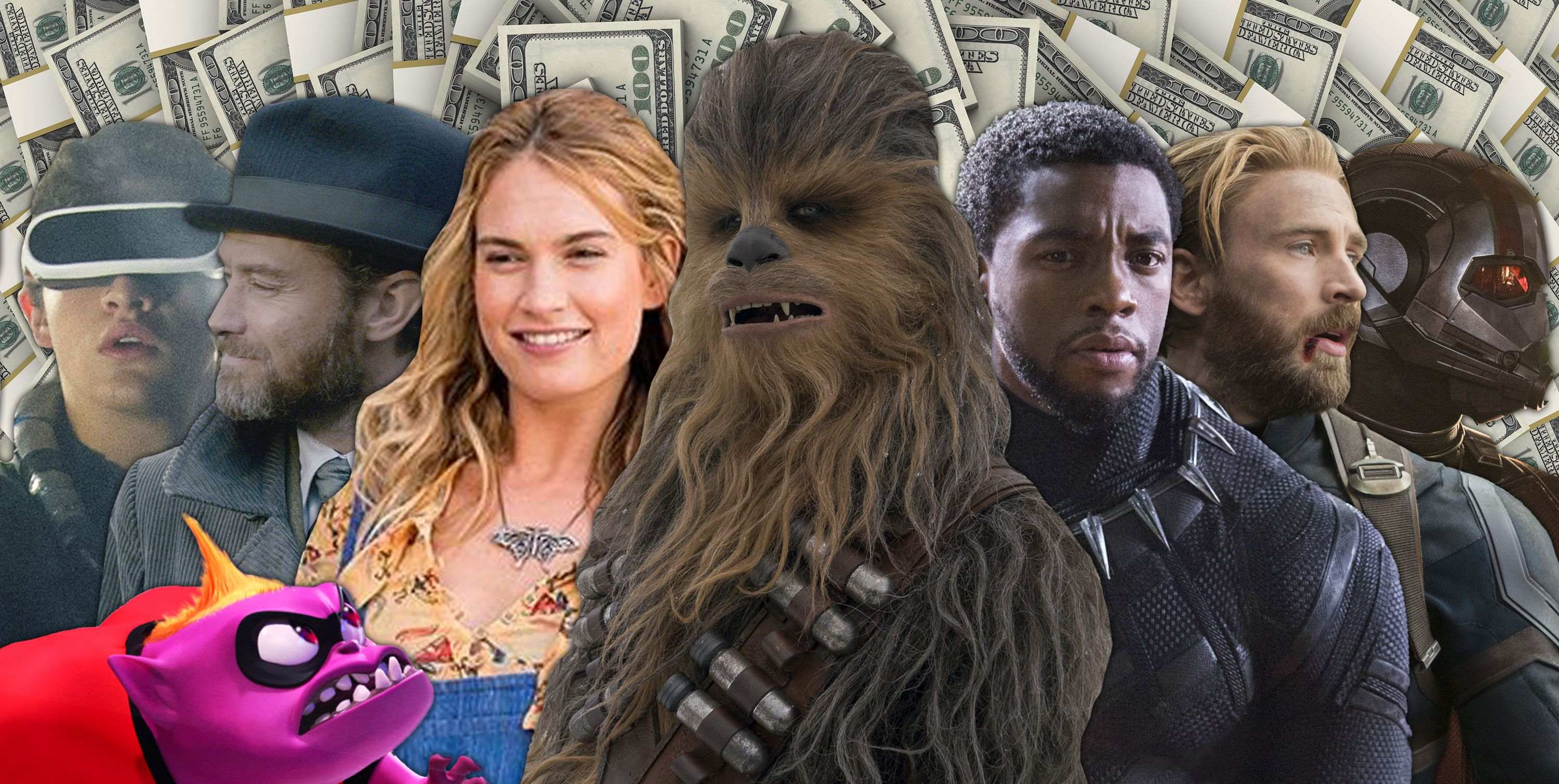 The numbers are in – here are the 20 highest-grossing movies of 2018!