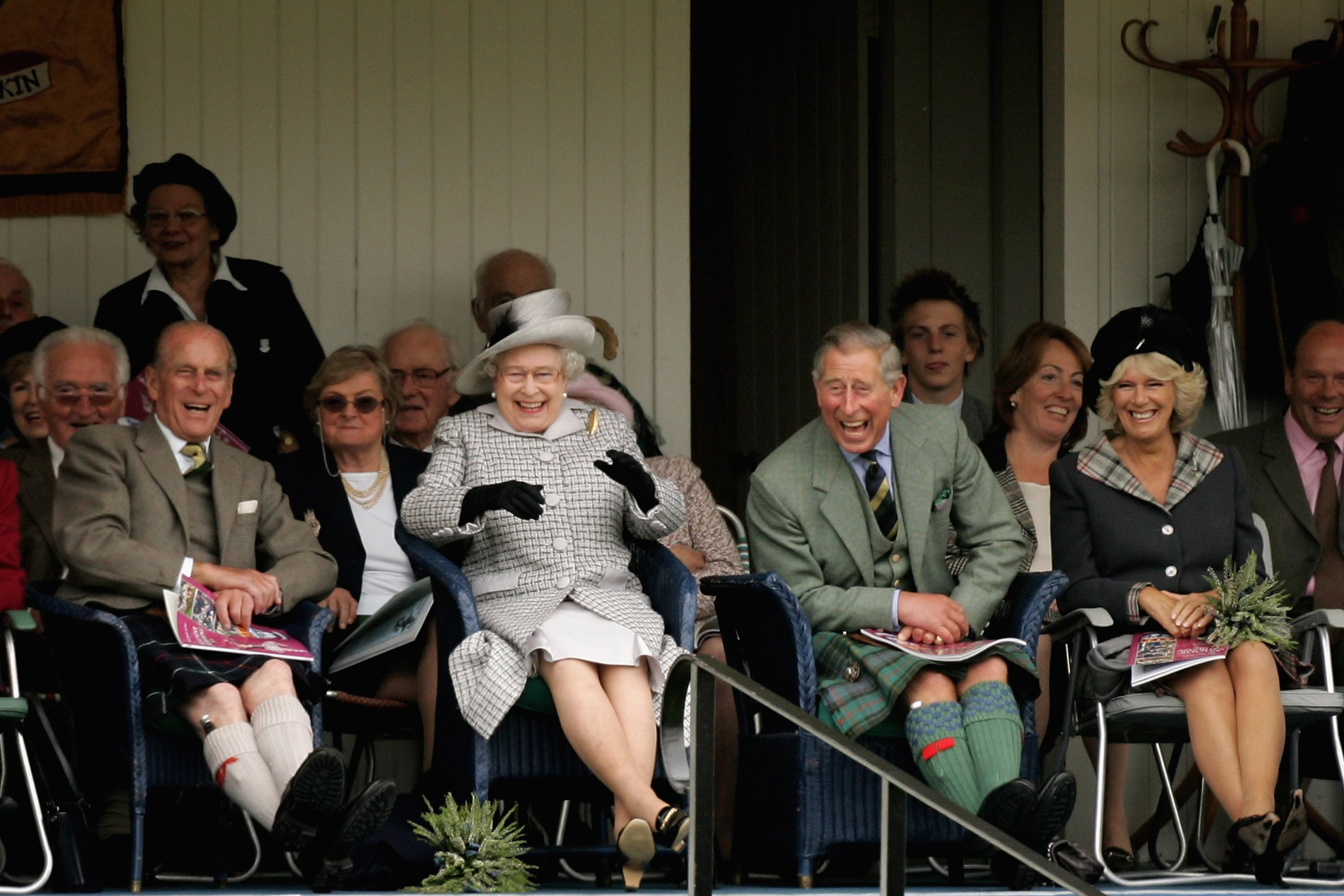 queen prince philip charles royal family