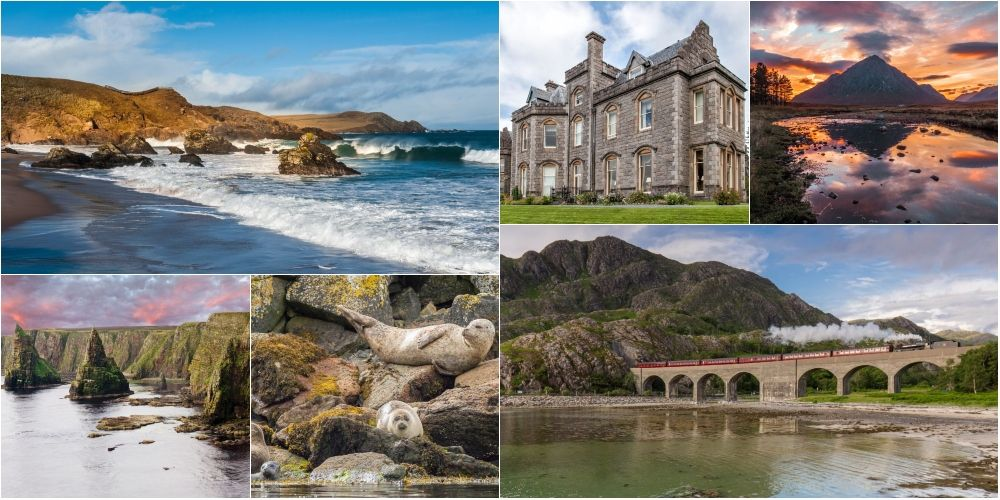 15 best places to visit in the Scottish Highlands and Islands