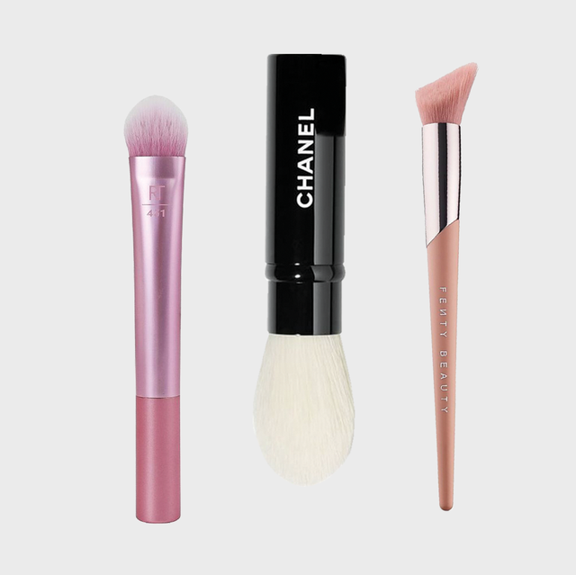 best highlighter brushes   image description black women with glowing skin