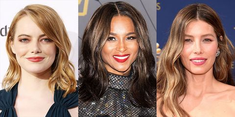 20 Pretty Hair Highlights Ideas For Brown Blonde And Red Hair