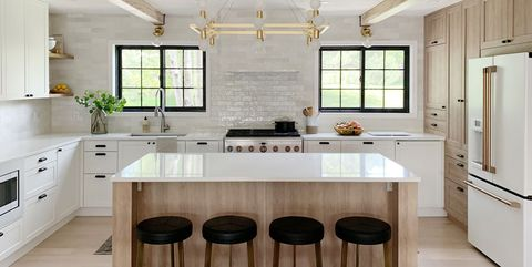 Home Decorating Ideas Kitchen Designs Paint Colors House Beautiful