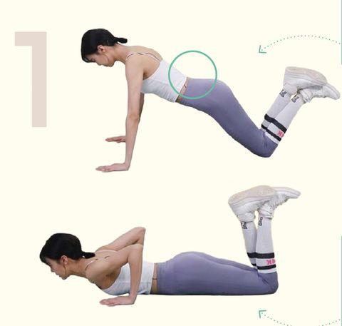 hiit訓練20分鐘相當於慢跑一小時!5組hiit高強度間歇運動+瘦手臂訓練菜單公開