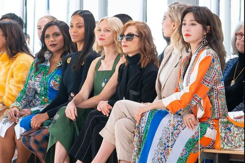 Tory Burch - Front Row & Backstage - February 2019 - New York Fashion Week: The Shows