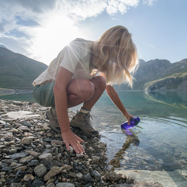 Eco-friendly products for travellers