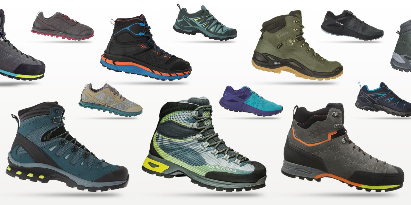 The Best Hiking Boots and Trail Running Shoes
