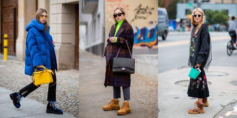 61b7835805 El  boom  de las  hiking boots  o cuando la moda pone el ojo en el ...