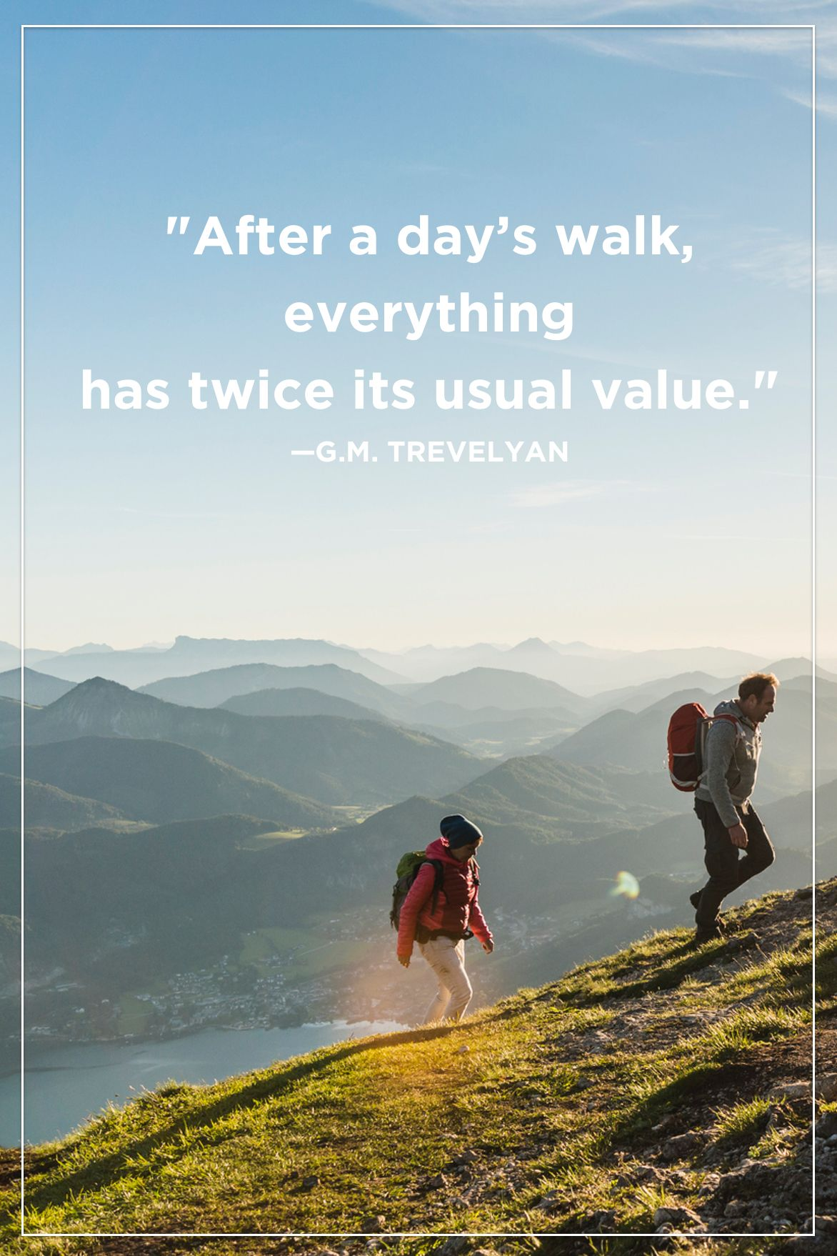 25 Inspirational Hiking Quotes Best Sayings About Hiking
