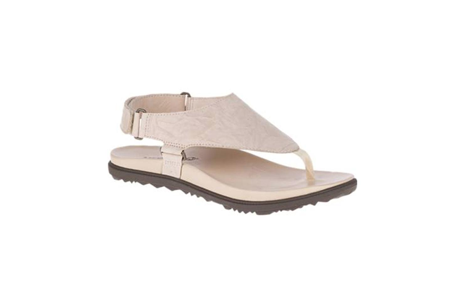 hiking sandals womens merrell around town