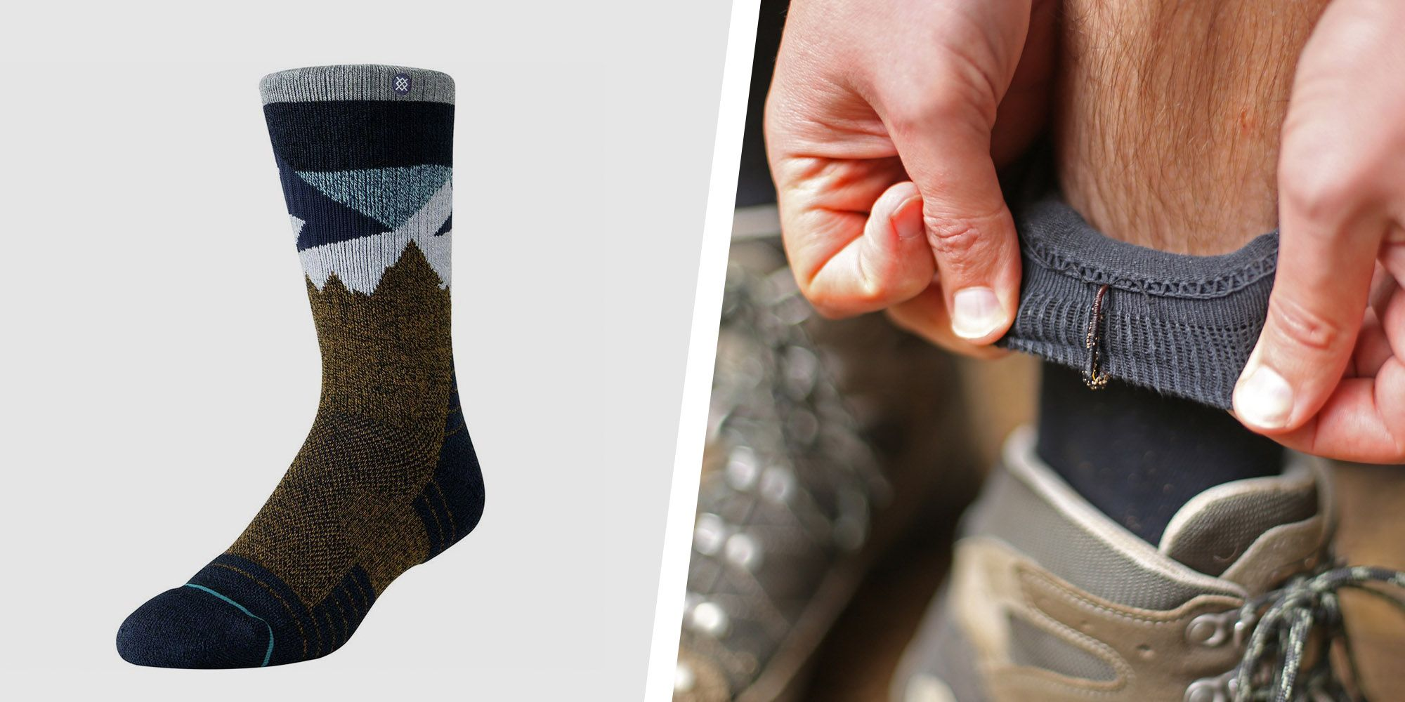 The 12 Best Hiking Socks to Hit the Trail Comfortably