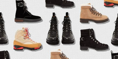 b42472ca82ca Hiking Boots - 8 Pairs Of Hiking Boots That Are High Fashion