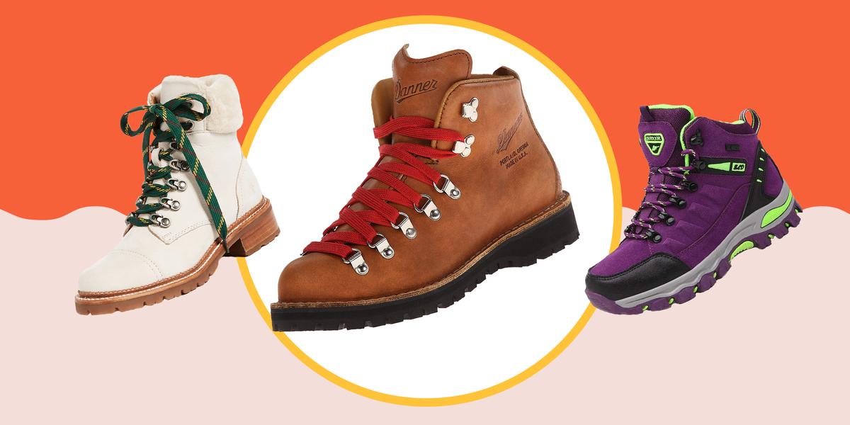 45ea7fae200 Stylish Hiking Boots You Can Wear On and Off the Trail