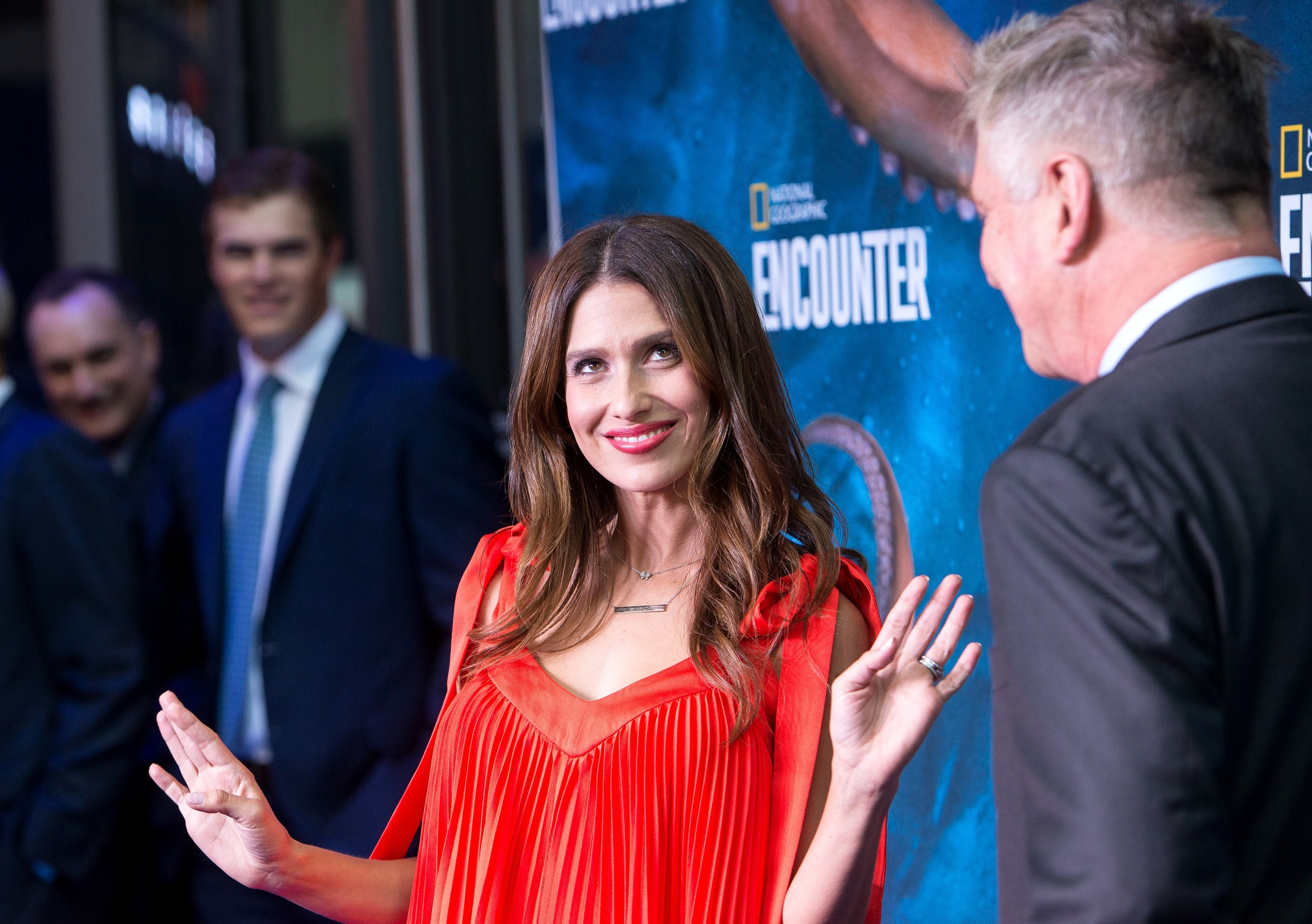 Hilaria Baldwin Just Shared Her Go-To Exercise for Better Sex Hilaria Baldwin Just Shared Her Go-To Exercise for Better Sex new foto