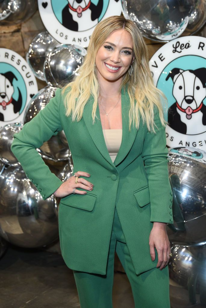 How Hilary Duff Keeps Her Body Healthy in the Winter