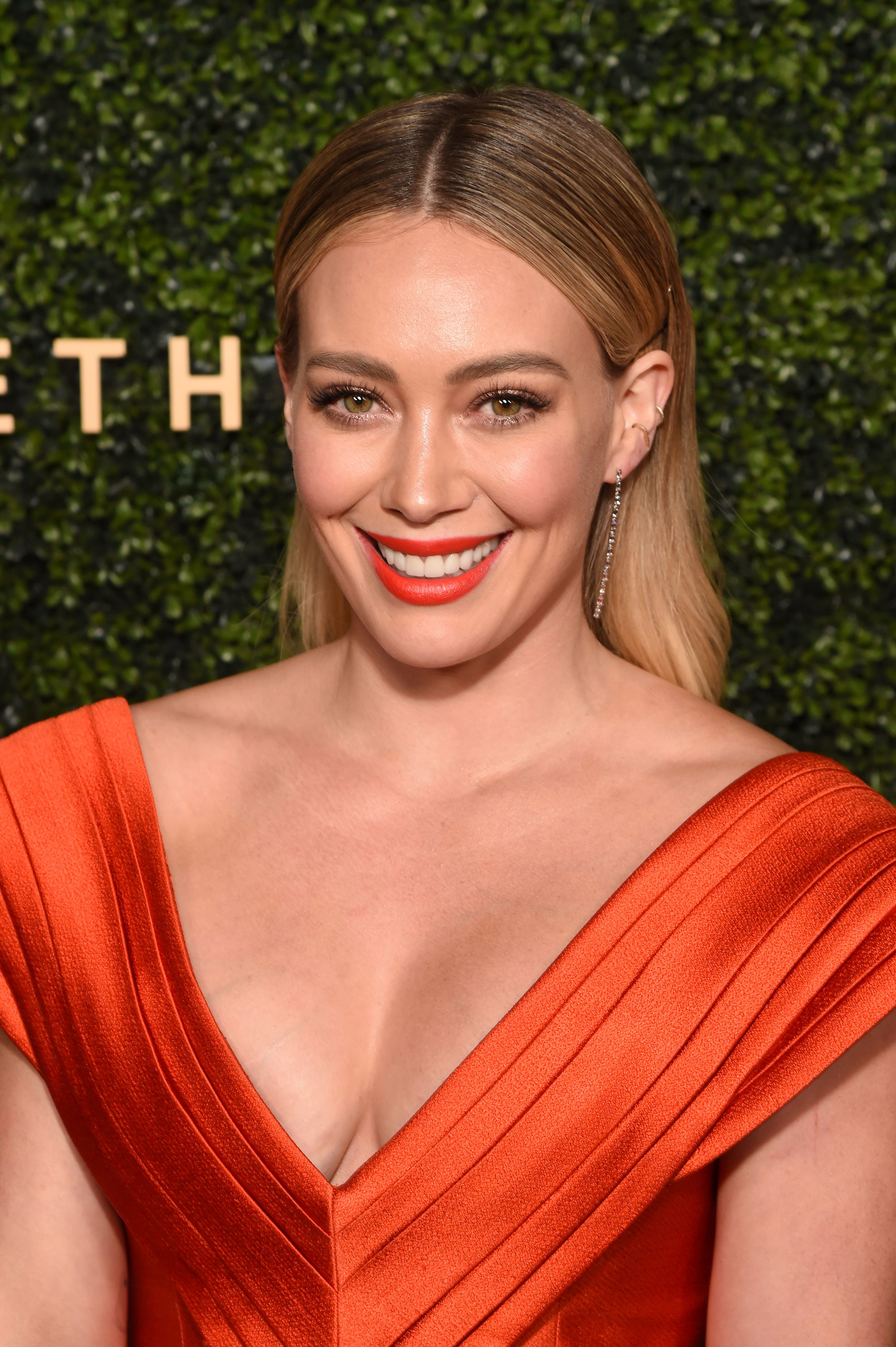 Hilary Duff Swears By Bodybuilding Workouts Instead Of Cardio After Giving Birth Last Year