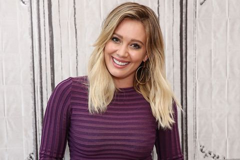 Hilary Duff Has THE Best Response Ever to Her Mommy Shamers on Instagram