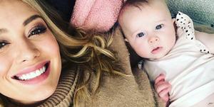 Hilary Duff en dochter Banks
