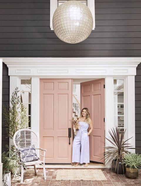 La nueva casa de Hilary Duff en Los Ángeles