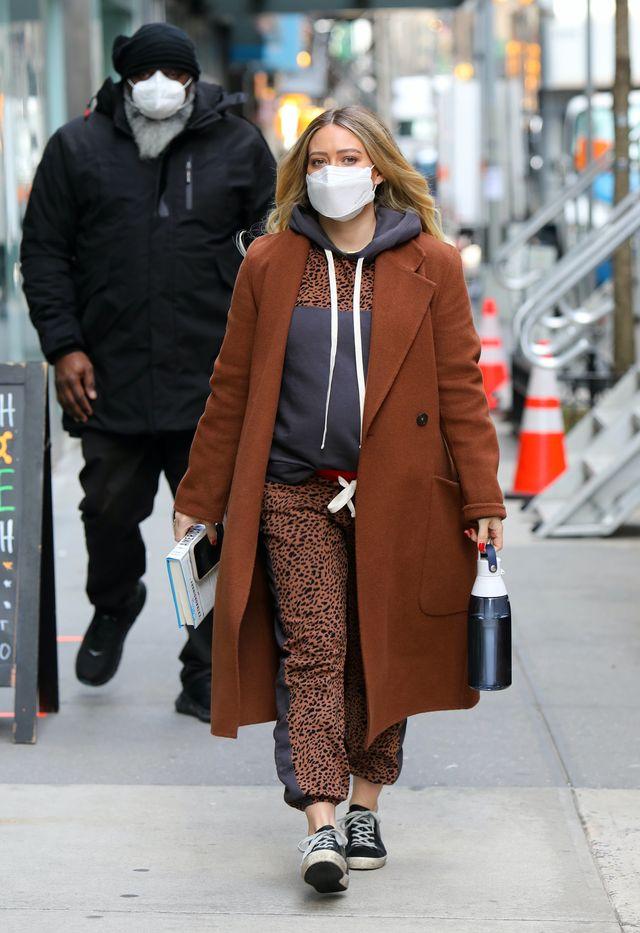 celebrity sightings in new york january 18 2021