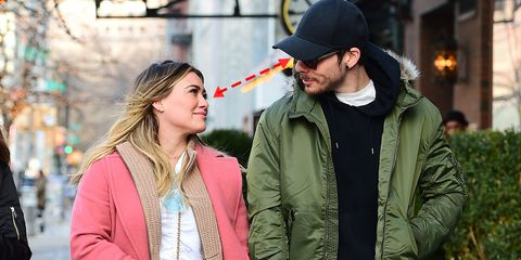 75b5fb69b43 What Hilary Duff and Matthew Koma s Body Language Says About Their ...